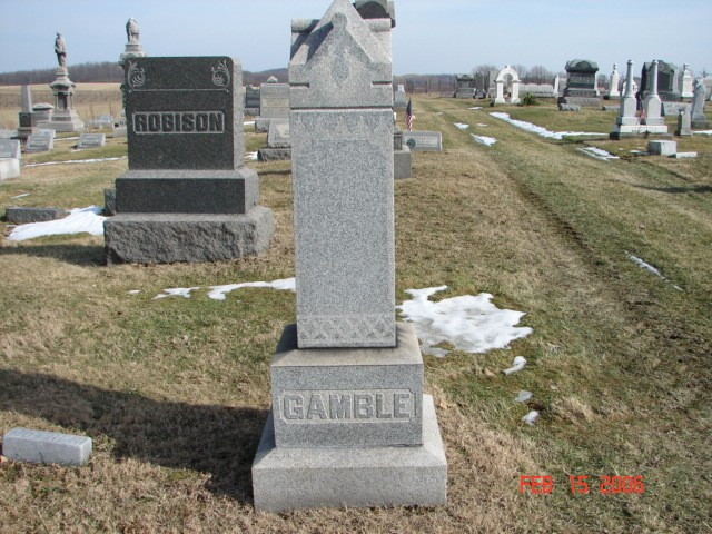 Jacob and Margaret Gamble