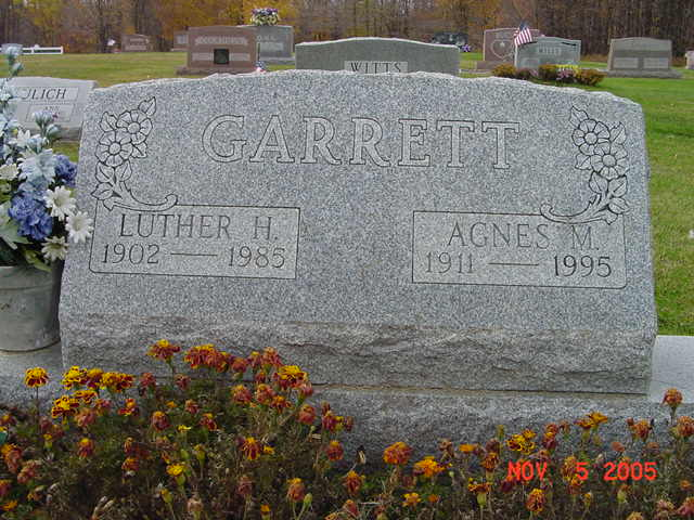 Luther and Agnes Garrett