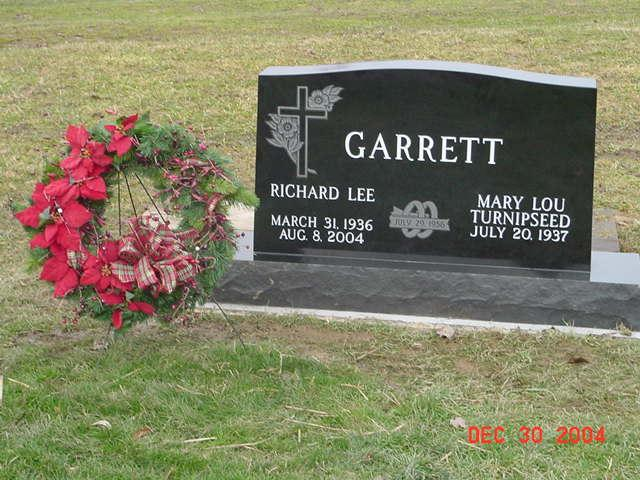 Richard Lee Garrett