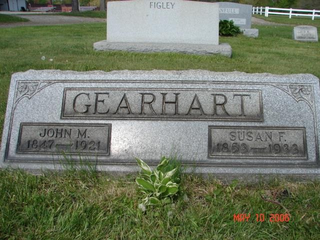 John and Susan Gearhart