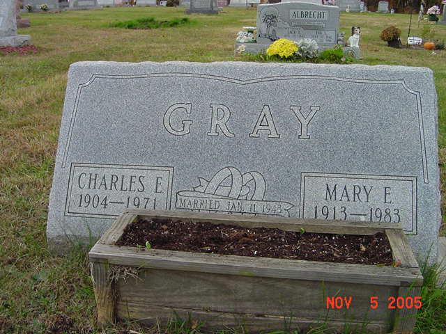 Charles and Mary Gray