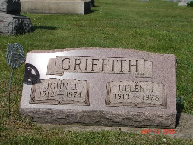 John and Helen Griffith
