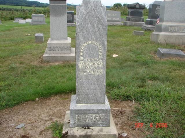 Benjamin J. Harsh