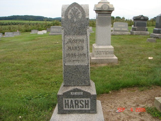 Joseph Harsh