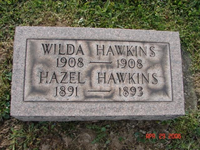 Wilda and Hazel Hawkins