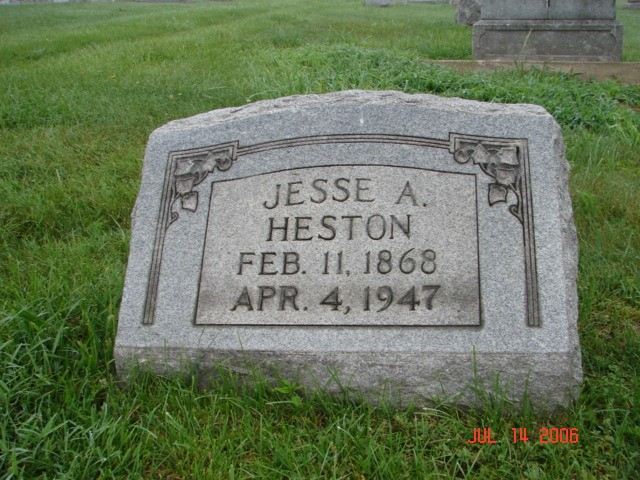 Jesse A. Heston