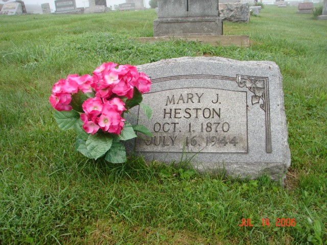 Mary J. Heston