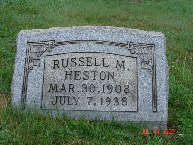 Russell M. Heston