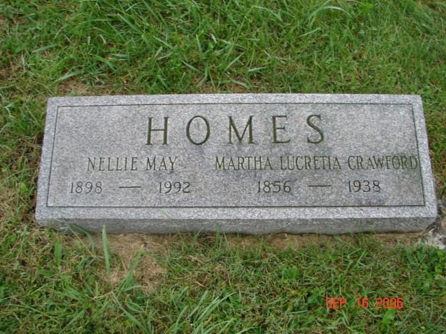 Nellie May and Martha Homes