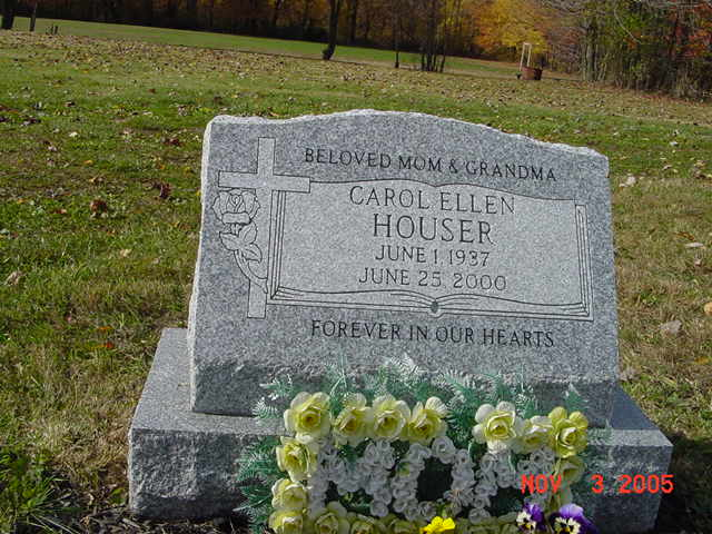 Carol Ellen Houser