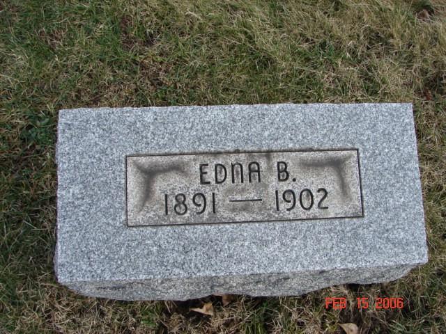 Edna B. Iden