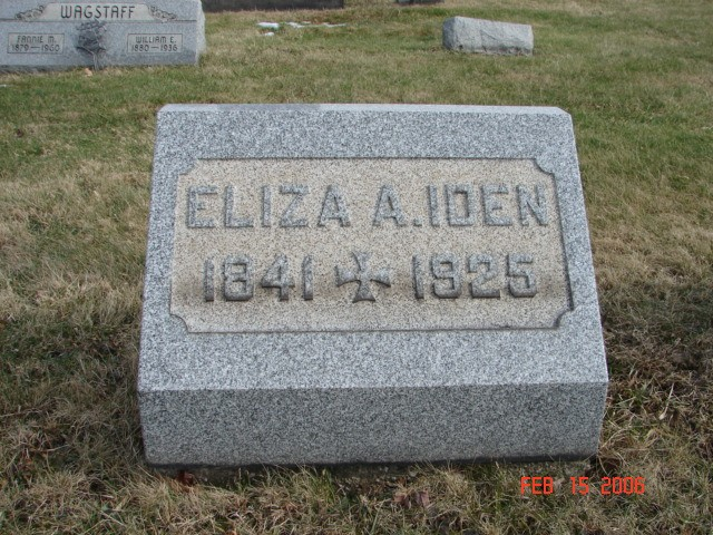 Eliza A. Iden