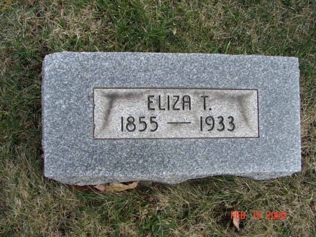 Eliza Thompson Iden
