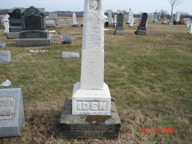 John S. Iden