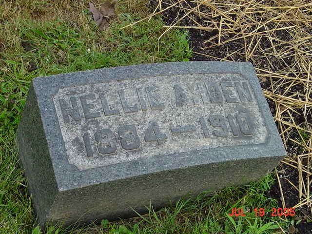 Nellie A. Iden