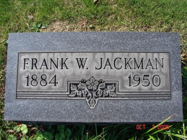 Frank W. Jackman
