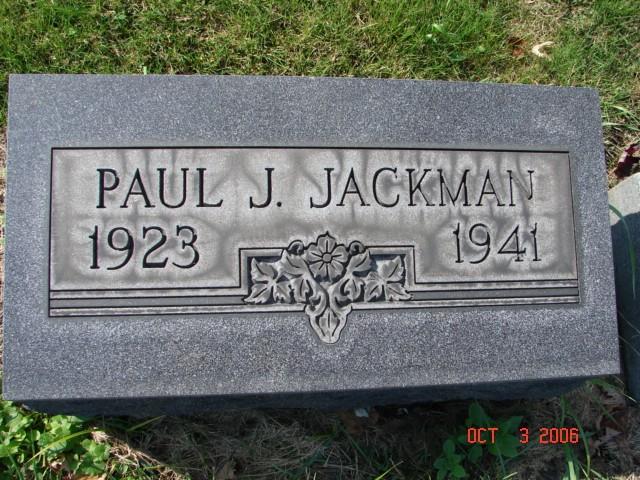 Paul J. Jackman