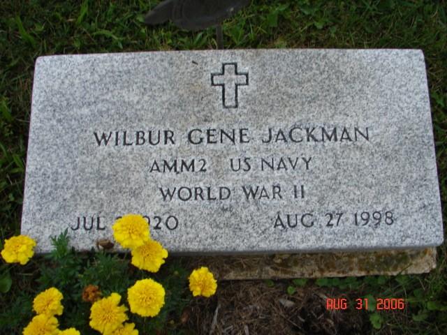 Wilbur Gene Jackman