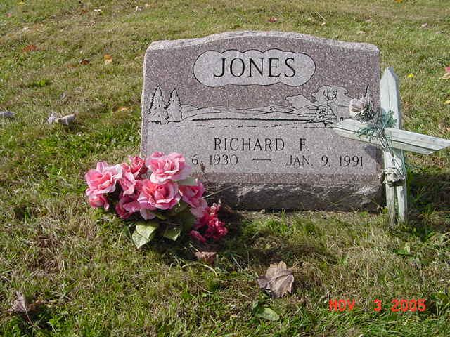 Richard F. Jones